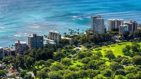 Stillahavs- sikt för hav arkivfoton