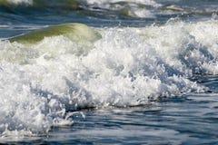 Stillahavs- wave för hav Fotografering för Bildbyråer