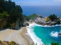 Stillahavskusten Royaltyfri Foto