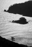 Stillahavskusten 9 Arkivfoto