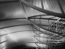 Stille architectuur Stock Afbeelding