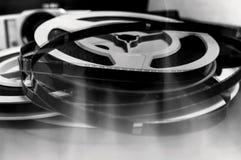 Stilleben av rullar för 8mm cinefilm Arkivfoto