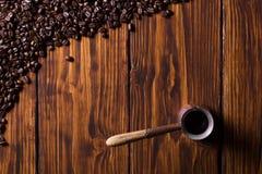 Stilleben med kaffe Royaltyfria Bilder