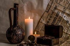 Stilleben - souvenir Arkivfoto