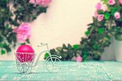 Stillebenromantikerbakgrund Royaltyfria Foton