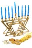 Stilleven 1 van Hanukah Stock Fotografie