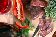 Stilleven 1 van het vlees stock afbeeldingen