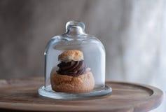 Stilleven met cakes royalty-vrije stock fotografie