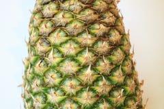 Stilleven van smakelijk fruit, ananas, granaatappel, citroen, appel, peer, kiwi, lang-kong-lange grapefruit, longan, Stock Foto