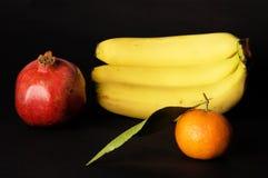 Stilleven van verse vruchten Royalty-vrije Stock Fotografie
