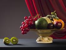 Stilleven van vruchten Royalty-vrije Stock Foto
