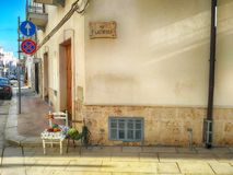 Stilleven in Zuid-Italië royalty-vrije stock afbeelding