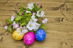 Stillife de Easter Imagem de Stock