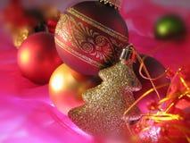 Stillife de la Navidad Fotos de archivo libres de regalías