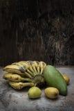 Stillleben der tropischen Frucht Stockfotografie