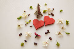 Stilllebenanordnung für Blumen Lizenzfreie Stockfotografie