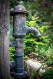 Stilllebenwasserpumpe Lizenzfreies Stockbild