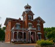 Stillman Mansion Stock Image