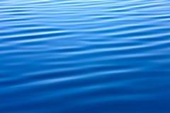 Stillsam vattenbakgrund Abstraktion för avkoppling Royaltyfri Foto