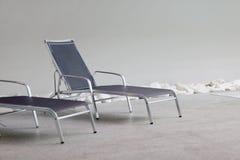 Stillstehende Stühle Lizenzfreies Stockbild