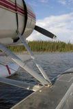 Stillstehendes Herbewegungsflugzeug Lizenzfreies Stockfoto