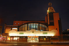 Stillwell Station in der Coney-Insel lizenzfreies stockfoto