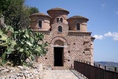 Stilo church Stock Photo