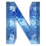 Stilsortsdel för blått vatten eller isav colletion Royaltyfri Bild