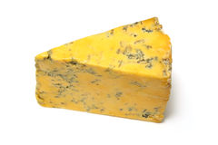 Stilton Cheese Stock Photo