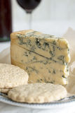 Stilton cheese Royalty Free Stock Images