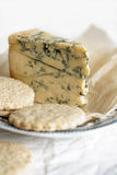 Stilton cheese Stock Image