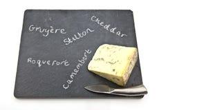 Stilton Käse stockfotografie