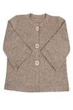 Stilvolle Bluse für Frauen auf einem Weiß. Stockfotografie