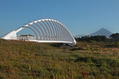 Stilvolle Brücke Stockfotografie