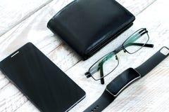 Stilvolle Geschenke für Männer Lizenzfreie Stockfotos