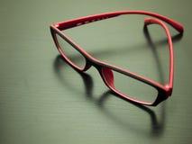 Stilvolle Gläser Stockfoto
