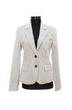 Stilvolle Jacke getrennt Lizenzfreie Stockbilder