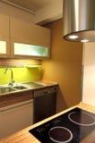 Stilvolle Küche Lizenzfreies Stockbild