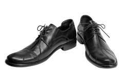 Stilvolle Schuhe Stockfotografie