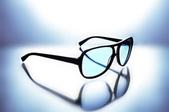 Stilvolle Sonnenbrillen Lizenzfreies Stockbild