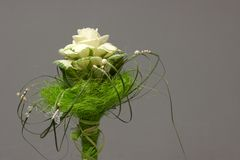 Stilvoller Blumenstrauß Stockfotos