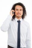 Stilvoller Geschäftsmann Lizenzfreies Stockfoto