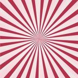 Stilvoller grauer abstrakter starburst u. Sonnendurchbruchhintergrund Lizenzfreies Stockbild
