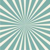 Stilvoller grauer abstrakter starburst u. Sonnendurchbruchhintergrund Lizenzfreies Stockfoto