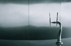 Stilvoller Zapfen in der modernen Stabumgebung Stockbilder