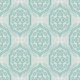 Stilvolles arabisches nahtloses Muster Stockbilder