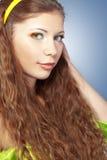 Schönes Haar lizenzfreies stockbild