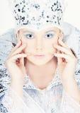 Stilvolles Make-up Lizenzfreie Stockfotos