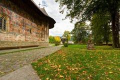 Stimmung-Kloster Stockfotografie