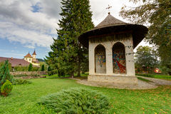 Stimmung-Kloster Lizenzfreie Stockbilder
